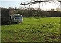 ST6557 : Meadow by Cam Brook by Derek Harper