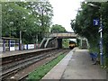 SJ9392 : Woodley Station by Gerald England