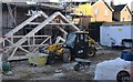 TF0820 : JCB telehandler by Bob Harvey