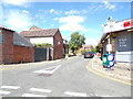 TG1022 : Ollands Road, Reepham by Geographer
