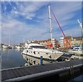 TQ6401 : Sovereign Harbour, Eastbourne by PAUL FARMER