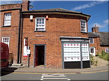 TG1022 : Reepham Post Office by Geographer