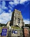 TQ8209 : All Saints Church, Hastings by PAUL FARMER