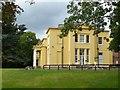 SK7354 : Upton Hall by Alan Murray-Rust