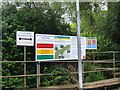 SP0343 : Evesham Waterside moorings by Alex McGregor