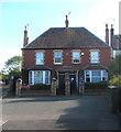 ST6390 : Rowe Vets, Thornbury by Jaggery