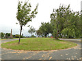 SE2931 : Site of the chapels in Holbeck cemetery by Stephen Craven