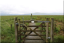 NX4355 : Arriving at the Martyr's Stake, Wigtown by Billy McCrorie