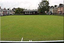 NX4355 : Bowling Green, Wigtown by Billy McCrorie