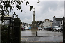 NX4355 : Market Cross, Wigtown by Billy McCrorie