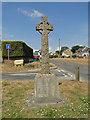 TM3797 : Hales War Memorial by Adrian S Pye
