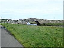 SH3568 : Pont Aberffraw by Eirian Evans