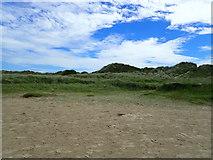 SH3568 : Dunes, Aberffraw by Eirian Evans