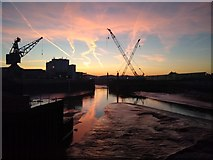 TF3242 : Boston Haven and Docks by Jeremy Halls