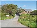 SD1966 : Road into Biggar Village by David Dixon