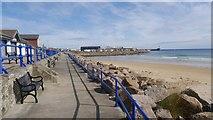 NK0066 : Esplanade, Fraserburgh by Richard Webb