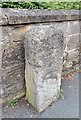 SE1941 : Milestone by Otley Road (A65), Guiseley by Rich Tea