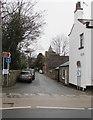 SJ3165 : Church Lane, Hawarden by Jaggery