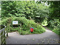 ST4454 : Strawberry Line path near Cheddar by Malc McDonald