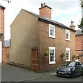 SK7054 : The Old Police House, Burgage, Southwell by Alan Murray-Rust