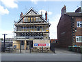 SE3717 : The Royal Oak, Crofton, being renovated by Stephen Craven