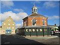 SY6790 : Butter Cross, Poundbury by Malc McDonald