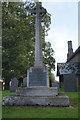 SK7536 : War Memorial, Granby by Ian S