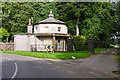 SJ7381 : Mere Lodge, Ashley Road by David Dixon