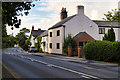 SJ7677 : Cottages on Chelford Road by David Dixon