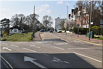 TQ5839 : A26. A264 junction by N Chadwick