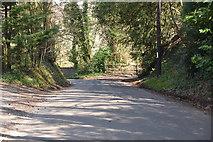TQ5538 : High Rocks Lane by N Chadwick