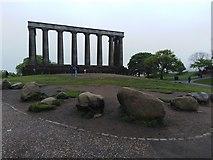NT2674 : National Monument, Calton Hill, Edinburgh by Kevin Williams
