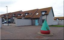 NJ9967 : New housing development, Fraserburgh by JThomas
