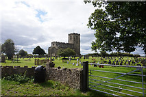 SK4023 : Priory Church of St Mary and St Hardulph, Breedon on the Hill by Ian S