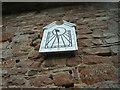 SO7433 : Sundial at St. Mary's Church (Bromesberrow) by Fabian Musto