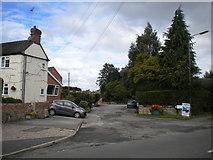 SK3030 : Cul de sac off Doles Lane, Findern by Richard Vince