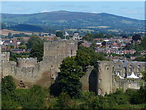 SO5074 : Ludlow Castle by Mat Fascione