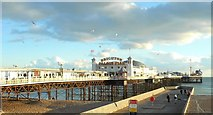 TQ3103 : Palace Pier, Brighton by Nick Barber