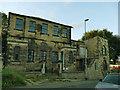 SE2532 : Former Methodist chapel, Stonebridge Lane, Farnley by Stephen Craven