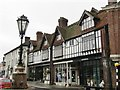 TQ4454 : Westerham - Market Square by Colin Smith