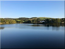 SJ9471 : Bottoms Reservoir, Langley by Philip Cornwall