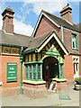 TQ3729 : Horsted Keynes Station - Entrance by Colin Smith