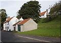 NZ3231 : Front Street, Middleham by Ian S