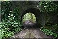 SD5597 : Bridge under the entrance drive, Shaw End, Patton Bridge by Rich Tea