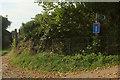 SX6860 : Junction, Gribblesdown by Derek Harper
