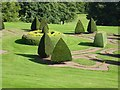 NX8599 : The East Parterre at Drumlanrig Castle by Oliver Dixon