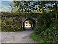 SD9624 : Railway Bridge, East Lee Lane by David Dixon