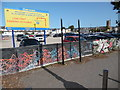 SO9522 : North Place Car Park, Cheltenham by David Hillas