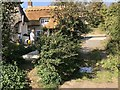 SZ3888 : Coopers Lane Ford, Wellow by John Walton