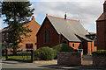 SE5665 : Huby Methodist Church by Chris Heaton